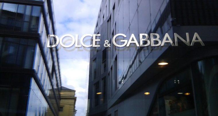 Dolce & Gabbana Pasta - Das Modephänomen