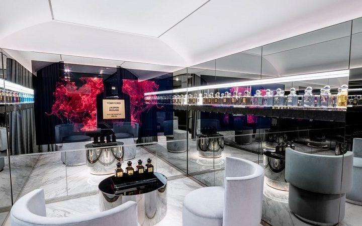 In London öffnet der ersten Tom Ford Beauty-Store!