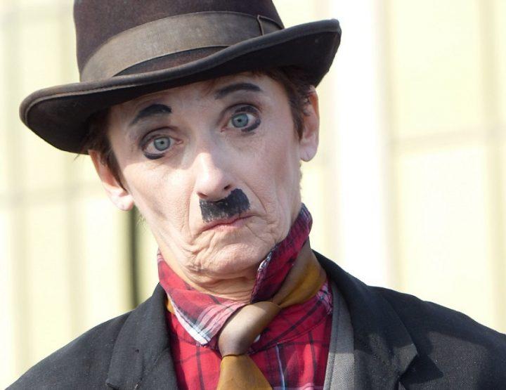 Filmiõhtu 40ile. Charlie Chaplin sureb