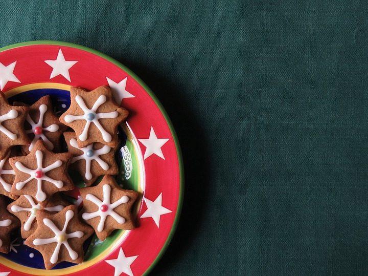 Caramelle vegane di Natale