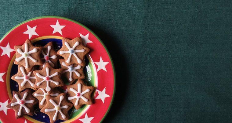 Vegane Weihnachtssüßigkeiten