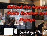 Pablo Escobar ja Popeye kulisside taga! // Filmi tagatuba!