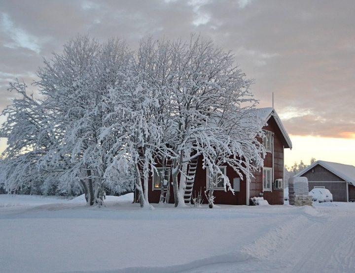 Schweden, das Winterwunderland