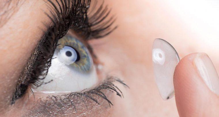 Welcher Kontaktlinsentyp bin ich?