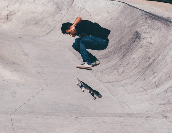Actiontipp - Skatehalle Friedrichshain