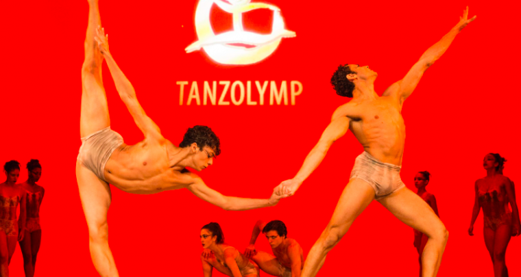 Tanzolymp - Internationales Jugendtanzfestival 2018