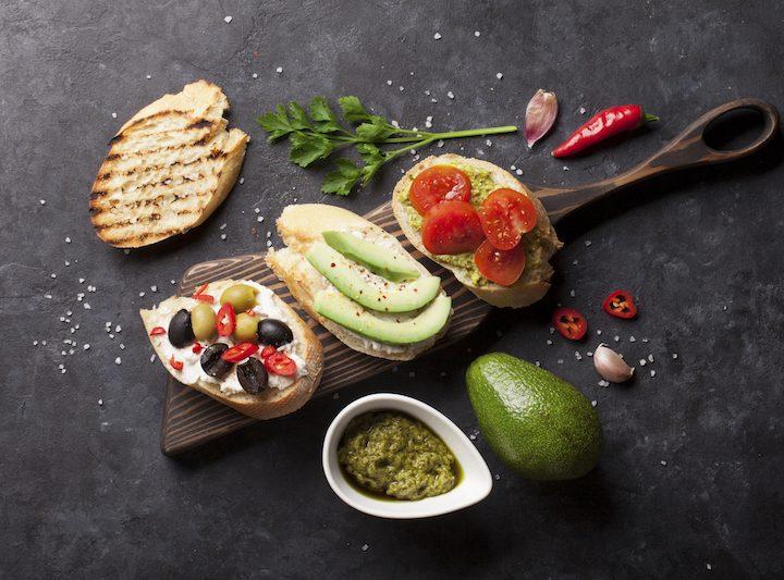 Fingerfood: Snacks per partiti - veloci è economici