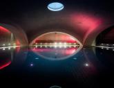 Liquidrom Berlin- Floating im Salzwasser-Pool, Sauna und Spa