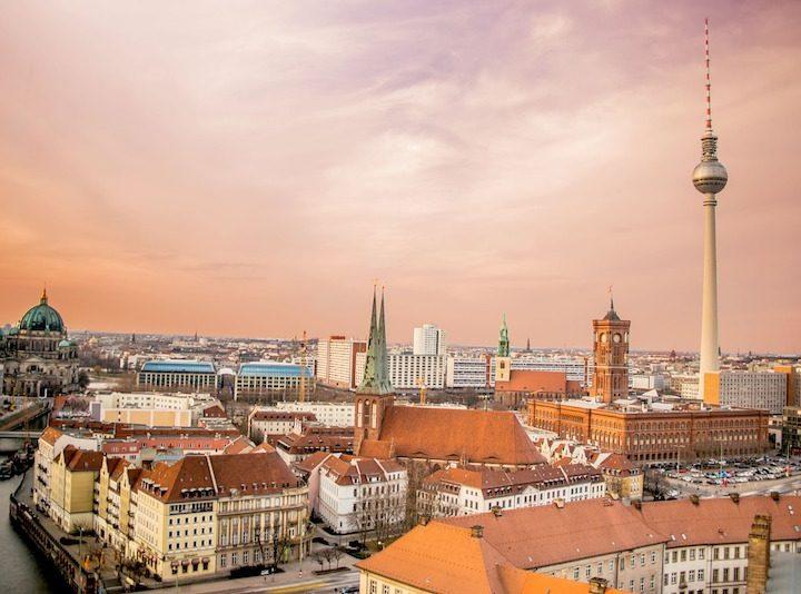 5 Instagram Accounts über und aus Berlin