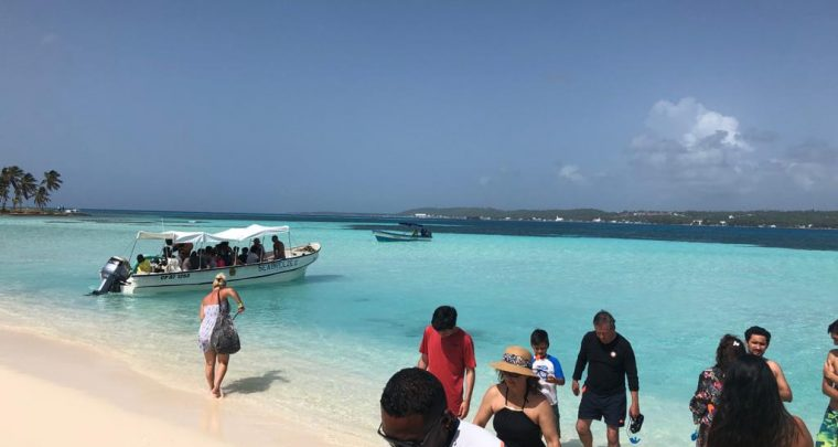 Kariibi mere kõige populaarsem Kolumbia puhkusesaar! -