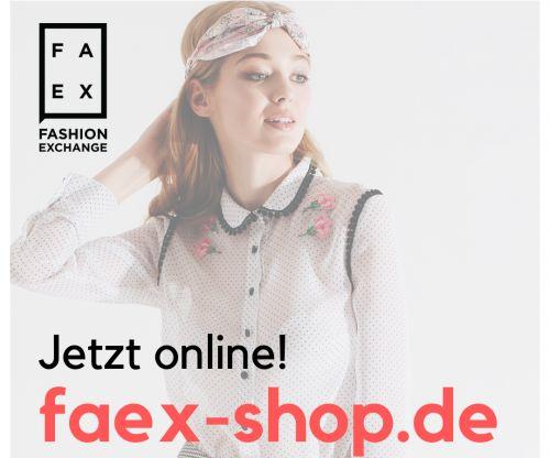 News aus deiner Fashion Community – Fashion Exchange (FAEX) startet mit neuen Online Shop!