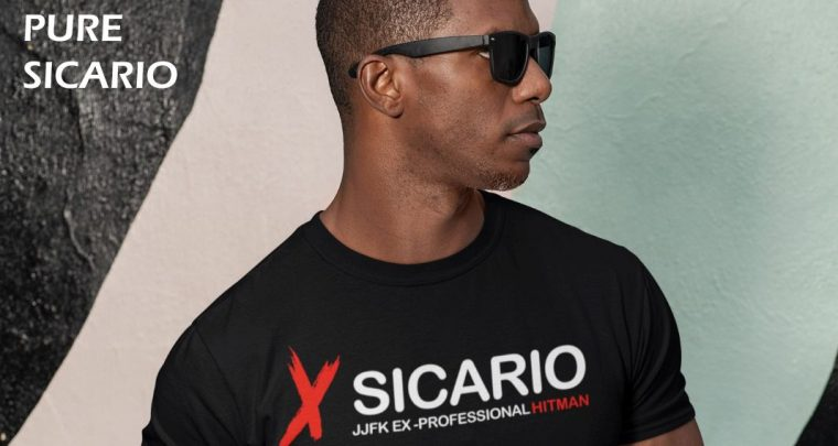 "X-Sicario LA POSITIVA T-Shirt! – ""NEW Popeye-Fashion: FOR HIM!"" – Shirts & Hoodies! – SHOP NOW!"