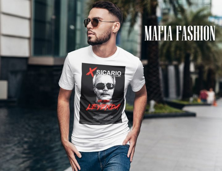X-Sicario MAFIA FASHION – NEW Popeye-Collection: FOR HIM! – Shirts & Hoodies! – OUT NOW!