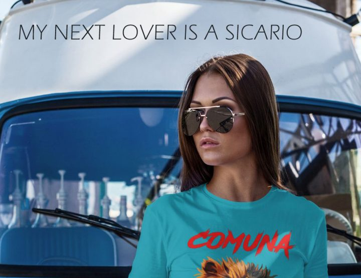 """X-Sicario COMUNA 13 T-Shirt!"" – ""NEW Popeye-Fashion: FOR HER!"" – Shirts & Hoodies! – SHOP NOW!"