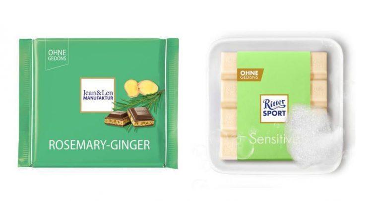Jean & Len: Perchè u cioccolatu è u sapunaghju sò a cumminazione perfetta - senza alcun furore