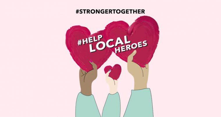 Pressemitteilung:  #Helplocalheroes: Douglas setzt sich für Kleinunternehmen und Selbstständige ein!