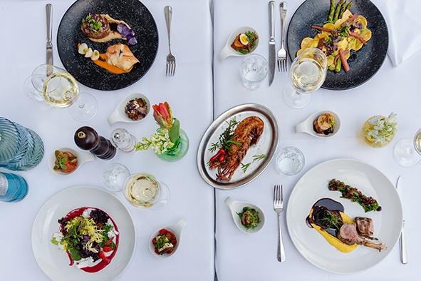 I ristoranti si aprenu di novu! Notizie Gastro: BERLIN! -