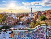 Disegnu metropole: Barcelona! - Architettura è cultura catalane! - Caracteristicamente furmatu da Antoni Gaudi!