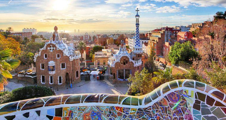 Disainmetropol: Barcelona! - Kataloonia arhitektuur ja kultuur! - Iseloomulikult kujundanud Antoni Gaudi!