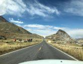 L'Andi, a Bolivia è una strada perversa versu u Perù - A longu u Lavu Titicaca!