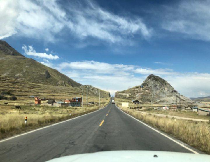 Die Anden, Bolivien und ein überwältigender Weg nach Peru – Entlang des Titicacasees!