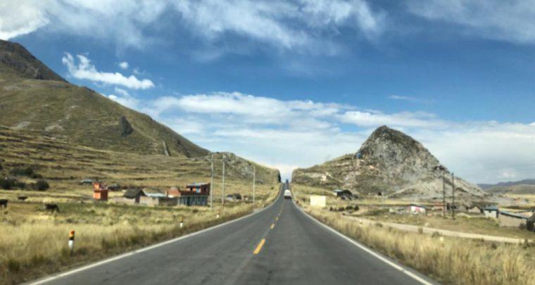 Andid, Boliivia ja ülirikas marsruut Peruusse - mööda Titicaca järve!