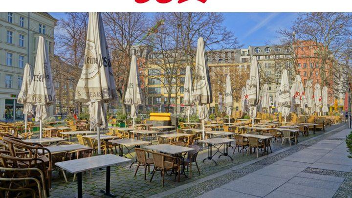 Corona lõdvestav Berliin - Berliini linnapea Michael Müller on selgelt restoranipidajate poolel!