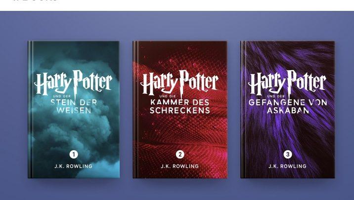 """""""Harry Potter"""" Apple Books nur für kurze Zeit zu besonders günstigen Preisen!"""