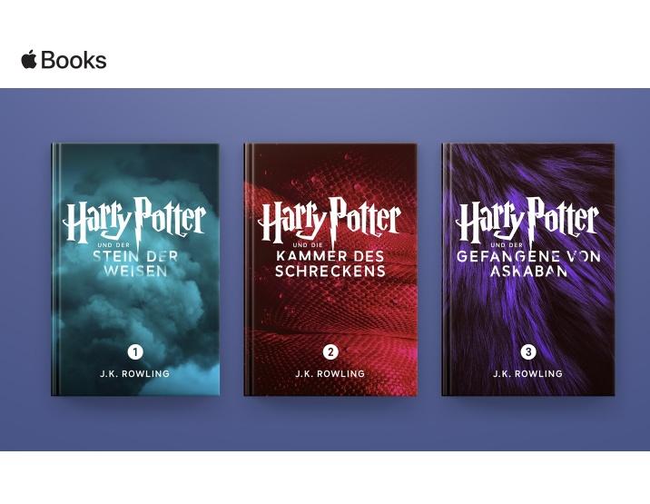 """Libri d'Apple """"Harry Potter"""" solu per pocu tempu à prezzi particularmente bassi!"""