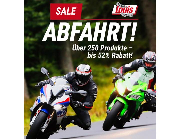 Louis.de präsentiert Aktion: Abfahrt 2020! – Über 250 Produkte – bis 52% Rabatt!