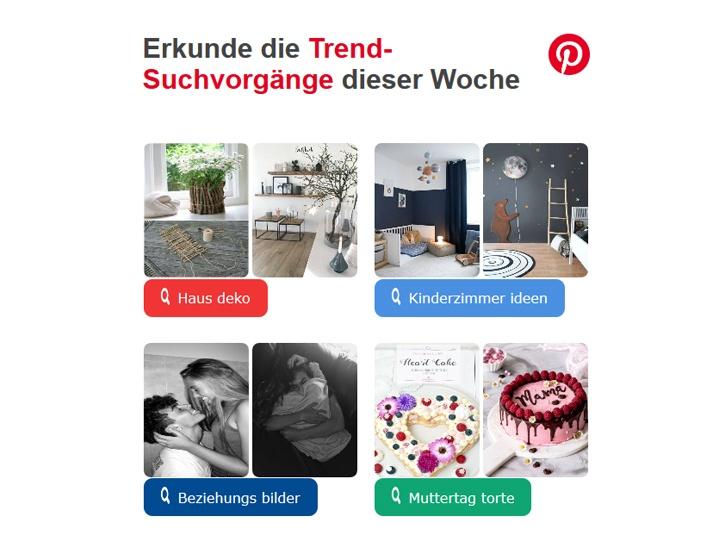 Tolle Ideen für Haus, Deko & Kinderzimmer! – Erkunde die Trend-Suchvorgänge dieser Woche! – Jetzt auf Pinterest!