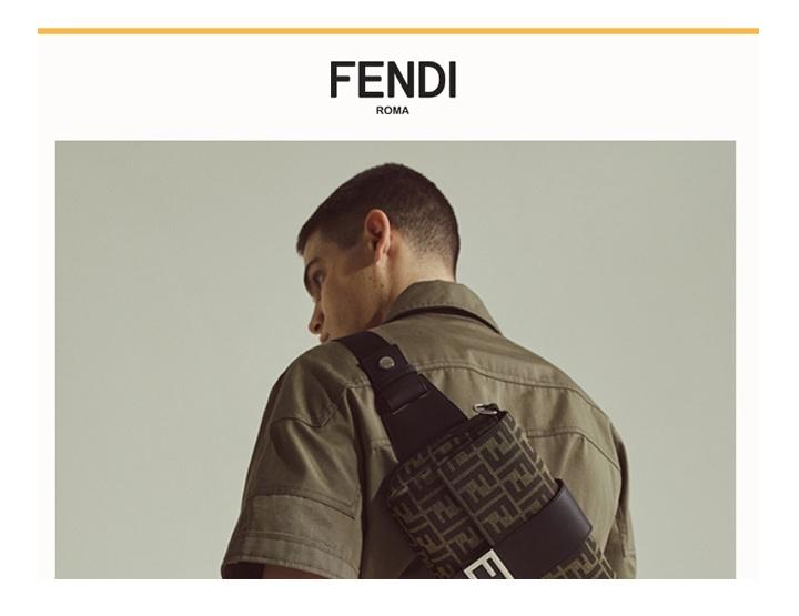 FENDI Ikonen – Zeitlos und doch modern!  Jetzt Shoppen!