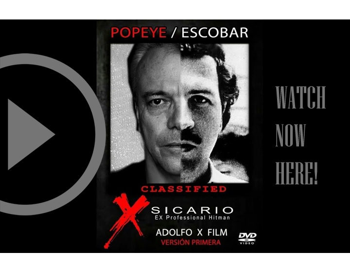 PABLO ESCOBAR'S Auftragskiller Nr. 1 !  Jhon Jairo Velásquez! – X SICARIO – The MOVIE!