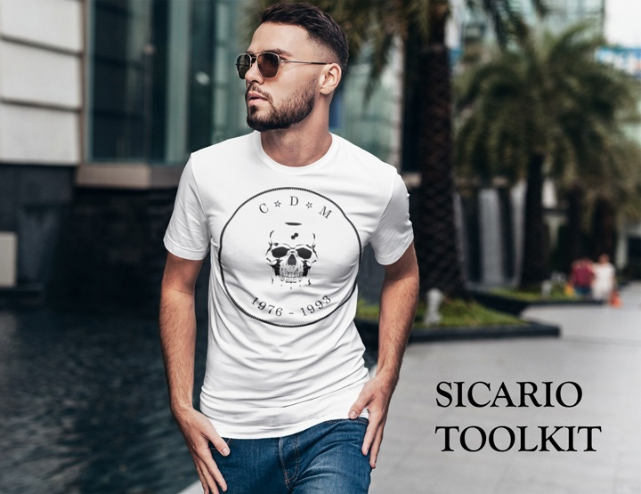 X-Sicario – SICARIO TOOLKIT – NEW Popeye-Collection: FOR HIM! – Shirts & Hoodies! – OUT NOW!