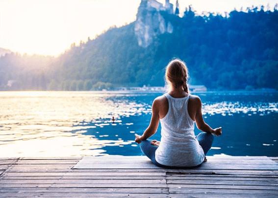 U chjassu per a pace interiore! - Meditate per principianti!