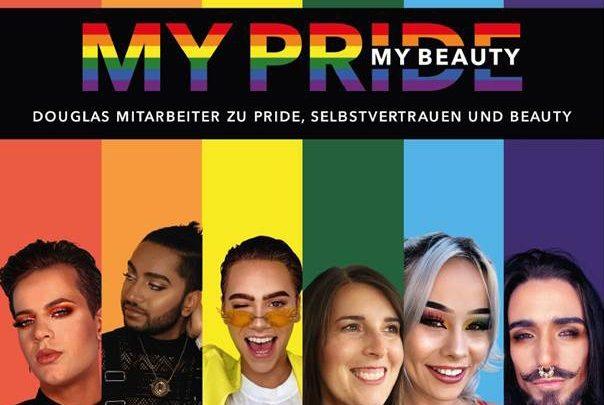 Pressemitteilung: Douglas feiert den Pride-Monat & Diversität mit emotionaler Mitarbeiterkampagne!