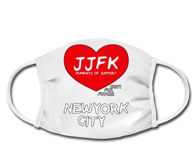 Let's Kill CORONA! – Die NARCO GESICHTSMASKE Grenzenlos NYC! – JETZT erhältlich! – SHOP NOW!