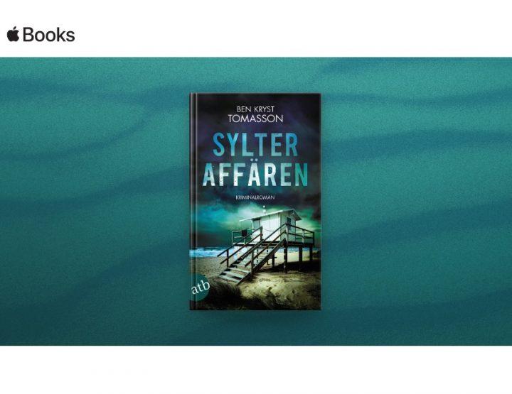 New Apple Books! - Gratu per pocu tempu: rumanzi di crimini chì sboccanu cun lochi impressiunanti!