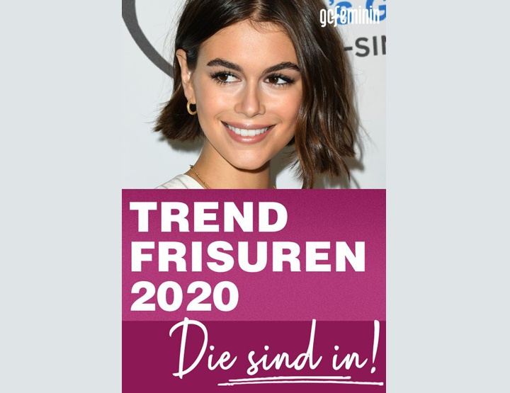 Tendenzi hairstyles 2020: sti capelli sò in!
