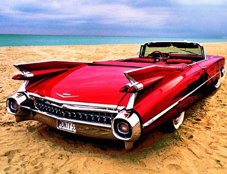 Una legenda di l'industria automobile: u Cadillac Eldorado Biarritz 1956