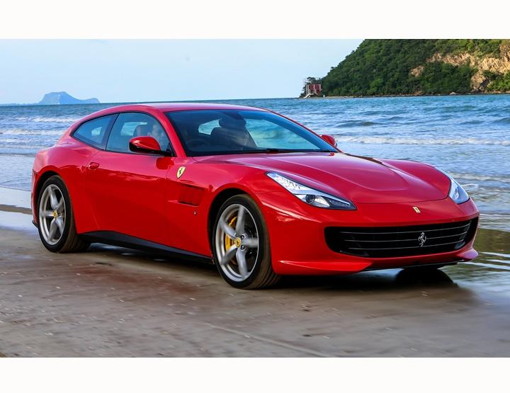 Ferrari 1. seeria BMW - provokatsioon või vähene loovus?