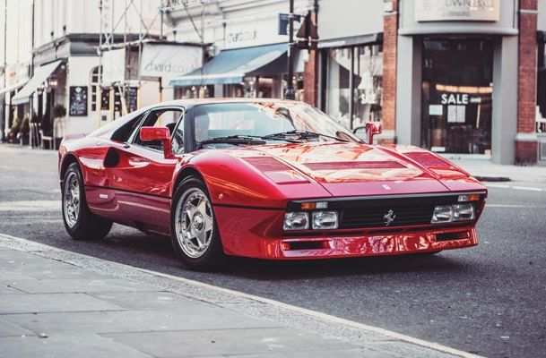 Ferrari 288 GTO - super sportauto sünd ja legendi lugu!