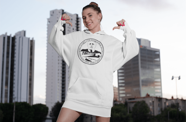 X Sicario MAFIA FASHION! – NEW Popeye Collection: EN MEMORIAL-Hoodie! FOR HER! – SHOP NOW!