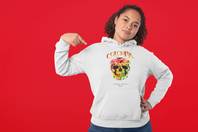 "X Sicario – COLOMBIA HOODIE! – ""NEW Popeye-Fashion: FOR HER!"" – Shirts & Hoodies! – OUT NOW!"