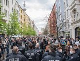 Protest-Demonstration gegen Corona-Maßnahmen! –  Tausende Berliner VS. Merkels Politik!