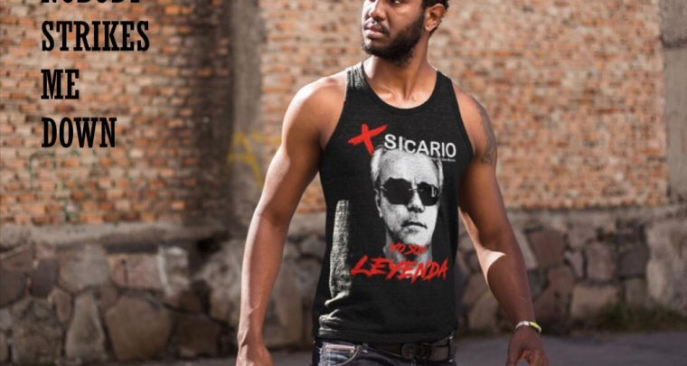 X SICARIO – NEW Mafia Summer Fashion – POPEYE LEYENDA Kollektion 2020! – T-Shirts & Tops! – SHOP NOW!