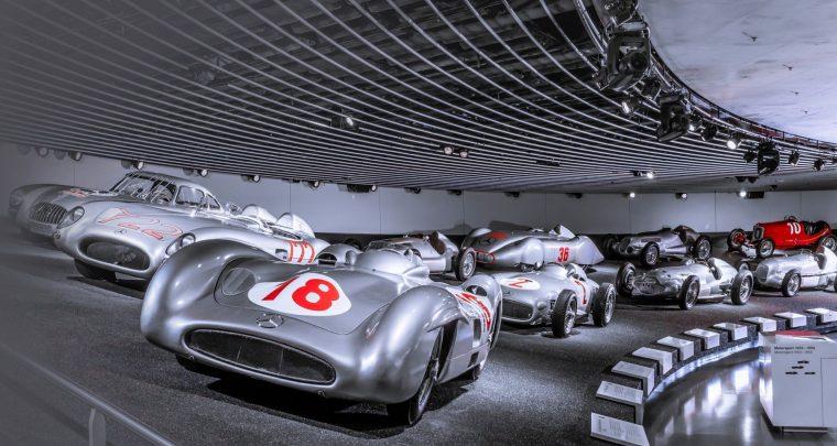Der Entstehung des Nürburgrings und die Geburt der legendären Silberpfeile!