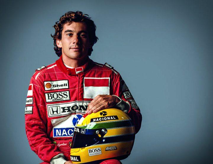 Ayrton Senna - Formel-1-Legende & Der König des Asphalts!