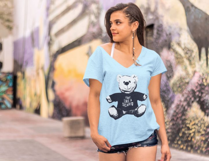 "X Sicario – KUSCHELKARTELL T-Shirt! – ""NEW Popeye Summer-Fashion: FOR HER!"" – Shirts & Tops! – SHOP NOW!"