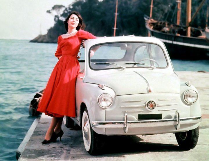 Fiat 600 - autotööstuse legend ja põlvkonna sümbol!